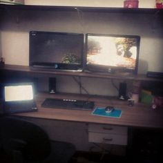 30/01/2013 - Welcome new home office.