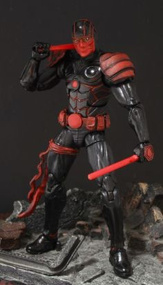 Night Thrasher (Marvel Legends) Custom Action Figure