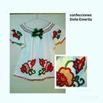 """6 Likes, 1 Comments - confecciones Tipicas panameñas (@trajes_tipicos_lastablaspty) on Instagram: """"Camisilla surcida calada"""""""