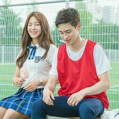 Best couple :* Kim Joong Hyun, Jung Hyun, Kim Sejeong, Kim Jung, Korean Couple, Best Couple, School2017 Kdrama, Yoon Han, Korean Shows