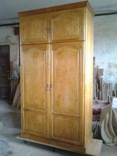 Ebanistería y  Carpintería Ebano Astur: armario ropero