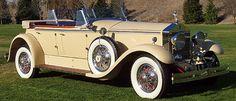 1929 Ascot Phaeton by Brewster