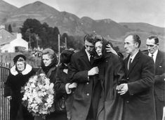 It is exactly 50 years since tragedy swooped down on Aberfan killing 116 children and 28 adults. The story of what happened in the south Wales mining village of Aberfan is a devastating one which dealt a similar fate to the children who survived it. Women In History, Family History, Lest We Forget, Coal Mining, My Heritage, South Wales, The Crown, Popular Culture, Fotografia