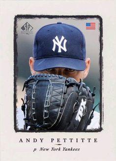Andy Pettitte, New York Yankees Andy Pettitte, New York Yankees, Baseball Hats, Baseball Caps, Caps Hats, Baseball Cap, Snapback Hats