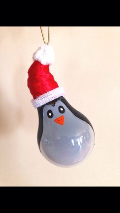 Penguin Ornament  So Cute #tipit #Home #Garden #Trusper #Tip