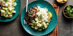Brazilian Black Bean Feijoada with Hearts of Palm & Avocado Salad...