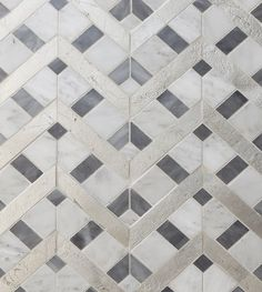flooring pattern Handmade by Tabarka Studios talented artisans, Petite Alliance combines the warmth of reclaimed wood with the opalescence of unique stone. Floor Patterns, Wall Patterns, Textures Patterns, Stone Mosaic, Stone Tiles, Marble Mosaic, Tabarka, Wood Tile Floors, Stone Flooring