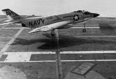 F3H Demon #flickr #plane #1963 #USN