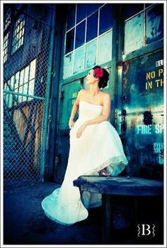 """Best wine country wedding documentary style photography blog: Lisa's """"Trash the Dress"""" session!!"""