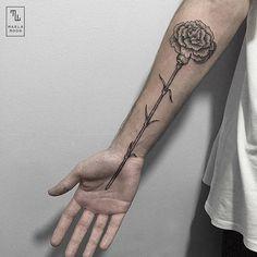 Marla Moon Creates The Most Beautiful Geometric Tattoos