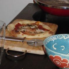 Recept: heel langzaam pizzadeeg