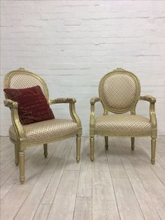 louis armchair plus ottoman 1100 rocco elegance fine french