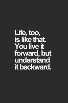 Life too is like t