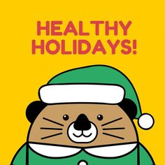 How to have a healthy holiday (no cold/flu, no weight gain)!