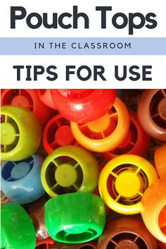 Using Pouch Tops in the Classroom