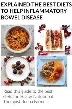 Living with inflammatory bowel disease and unsure which diet is the best for you? Read this overview by Nutritional Therapist and gut health blogger Jenna- who offer an over of the best IBD diets and crohn's disease diets.