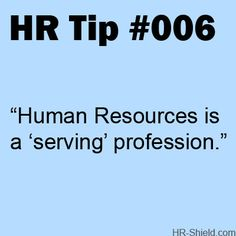 Human Resource Brainy Quotes