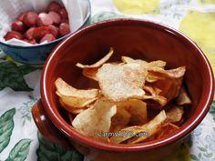 Come preparare le patatine fritte come quelle in busta