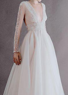 armaniprives: Paolo Sebastian Haute Couture F/ W 2014.