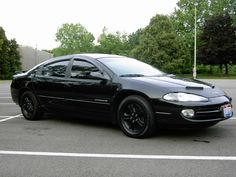 Black Dodge Intrepid 27