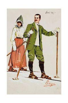 Hit bør du dra for å stå på ski og treffe single
