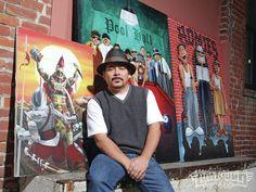 David Gonzales Feature Artist Artwork Photo 5