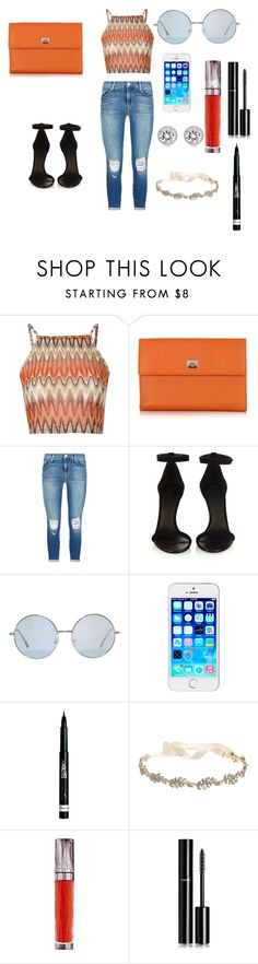 """work"" by ododlphe ❤ liked on Polyvore featuring Glamorous, Pineider, J Brand, Isabel Marant, Rimmel, Marchesa, Urban Decay, Chanel and Michael Kors"