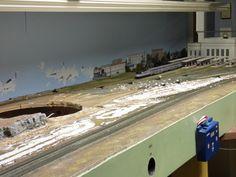 Building a new passenger train yard: Photo update