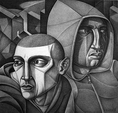 Hallowed Art: Collaborations - Twelve Mysteries