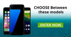 Enter Now and Stand a Chance to Win a Smart Phone #ad