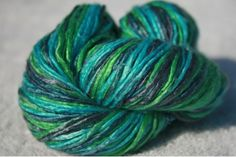 Silk Knitting Yarn Duke - 019