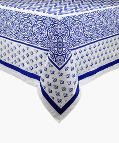 Love this Tunisia Tablecloth on #zulily! #zulilyfinds