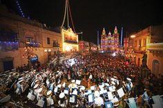 Mellieha Festa Malta