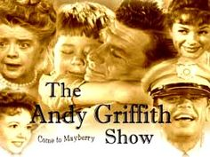 Everybody loved Sheriff Andy Taylor and Aunt Bee