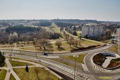 konec benesovky Prague, Czech Republic, Bohemia