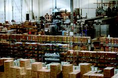 Scentsy warehouse today - see how we've grown!