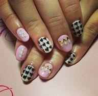 Beauty nails: Nail Art, Fashion Nails, Modern Nail, Lovely Nails, Awesome Nails, #nail cute