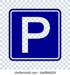 Vektor Stok Parking Public Icon Street Place Park (Tanpa Royalti) 1518410693