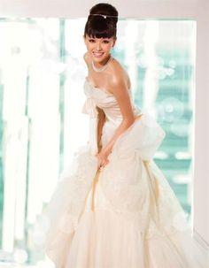 Японские актрисы в платье фото