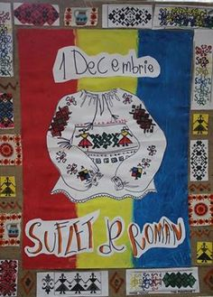 1 decembrie 1 Decembrie, Rest, Classroom Decor, Romania, Activities For Kids, Diy And Crafts, Preschool, December, History