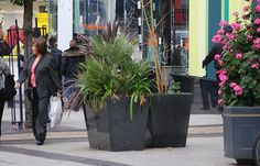Outdoor Planters in Birmingham