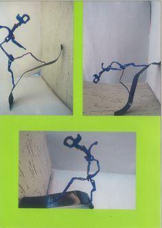 ıron sculpt Sculpture, Frame, Home Decor, Picture Frame, Decoration Home, Room Decor, Sculptures, Sculpting, Frames