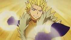 Sting's promise to Lector, his dragon instincts, wanting to impress his mate & his desire to prove to everyone that he's stronger than the legendary Salamander is what motivates him to want to win the battle against Natsu Fairy Tail Rogue, Fairy Tail Sting, Fairytail, Nalu, Fairy Tail Characters, Anime Characters, Fairy Tail Dragon Slayer, Laxus Dreyar, Anime Fairy Tail