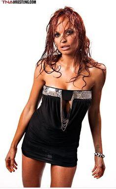 Christy Hemme- Former Diva/Knockout Christy Hemme, Wwe Nxt Divas, Torrie Wilson, Wwe Tna, Female Wrestlers, Professional Wrestling, Bridal Makeup, Red Hair, My Girl