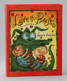 Love the Beastie Pop-Up Hardcover by Workman on #zulily