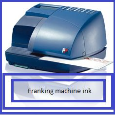 Franking machine ink. The particular presses could also be sooner or slower with regards to the high quality and style of your machine http://www.best-printer-ink-cartridges.co.uk/