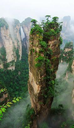 Wulingyuan | Los 10 sitios más espectaculares de China que merecen una visita