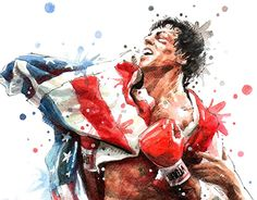 rocky 3 drawing - Google Search