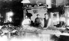 NY Garment Workers 1913
