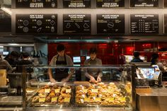 This McDonald's in Hong Kong is the classiest we've seen so far